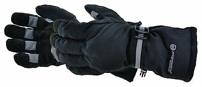 Manzella Mens Mastodon Glove Black, Large
