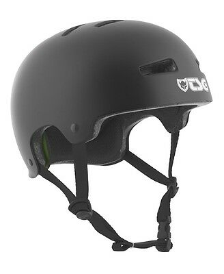 TSG - Evolution Satin Black Helmet