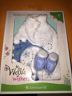 Nip American Girl Wellie Wishers Winter Wishes Outfit I Ship Everyday