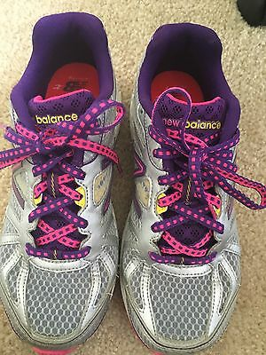 Girls Youth New Balance Running Shoes Size 3.5