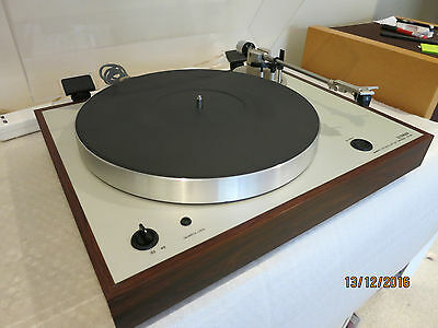 VINTAGE 1980's LUXMAN PD290 DIRECT DRIVE SEMI AUTO TURNTABLE ~ Made In Japan