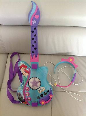 Ariel guitar and headset