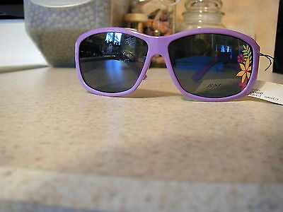 Nwt Girls Childs Tinted Sunglasses Purple