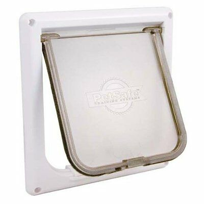 PetSafe Cat Door for Small Cats, White