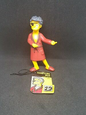 HANDSOME MOE Limited Edition Figurine Collection Season 11 Ep 16 The Simpsons