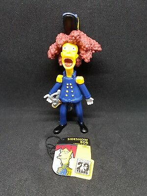 SIDESHOW BOB Limited Edition Figurine Collection Season 5 Ep 2 The Simpsons