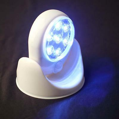 Hot Premium Light Angel Motion Activated Sensor Stick Up LED Light Cordless WY