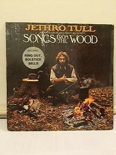 Jethro Tull-Songs from the wood-1st press Chrysalis 1977 Vinyl L.P