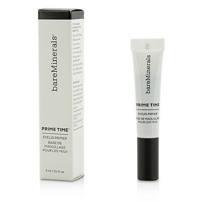 BareMinerals Prime Time Eyelid Primer (New Packaging) 3ml Womens Make Up