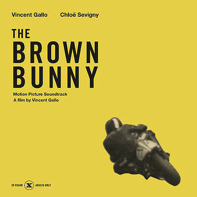 The Brown Bunny Soundtrack Vinyl Vincent Gallo John Frusciante Only 1,000 Made