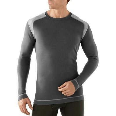 Smartwool Mens Merino NTS Long Sleeve Crew Neck 250 Weight Base Layer Thermal XL