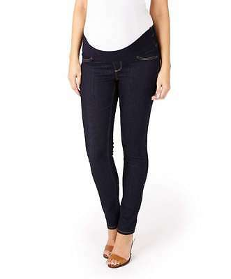 NEW Mamas and Papas M&P Maternity SLIM FIT leg Jeans 16S RRP £36