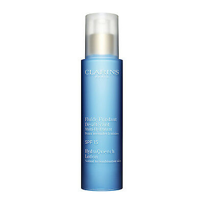 Clarins HydraQuench Lotion SPF 15 50ml/1.6oz - Normal to Combination New Unbox