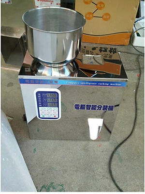 1-50g Powder & Particle Weighing and Filling Machine Subpackage Device