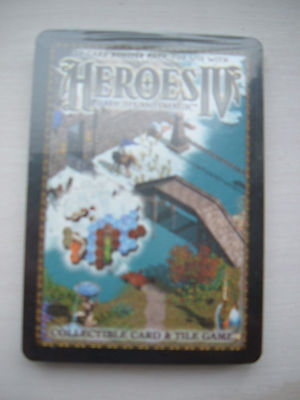 Heroes of Might and Magic IV Collectible Card Booster Pack 20 cards