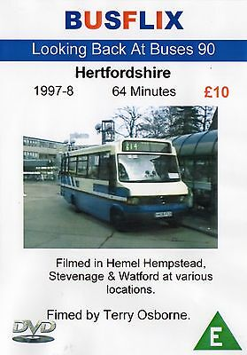 Busflix Films Looking back at Buses 102 Norwich & Gt Yarmouth 1996 - 71