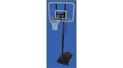 Spalding NBA 44 inch Silver Series Polycarb Basketball System