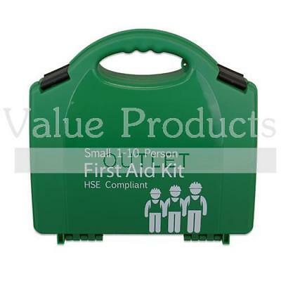 1-10 Person HSE Compliant Workplace Home First Aid Kit - CE Marked Contents