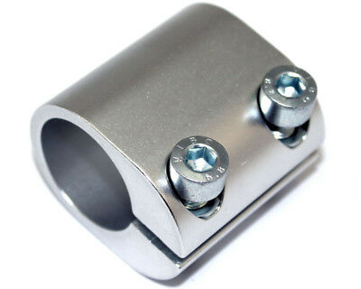 30mm Silver Torsion Bar Clamp