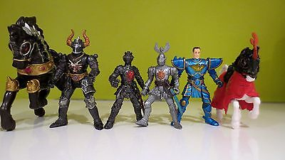 Chap Mei toy  Knights and Horses Collection