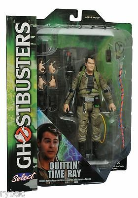 Ghostbusters Select Series 3 Quittin' Time Ray Action Figure - New/unopened