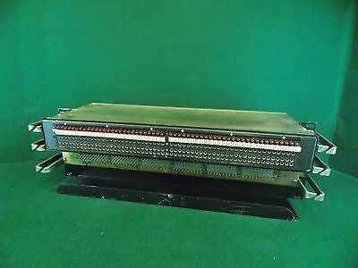 ADC 3-Wire 56-Circuit Jackfield Model Bantam Connectorized Patch Panel ^