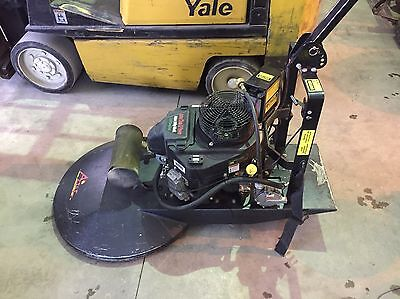 "Aztec ""The Answer"" 27"" Propane Burnisher Buffer 1788 Hours 20HP Kawasaki"