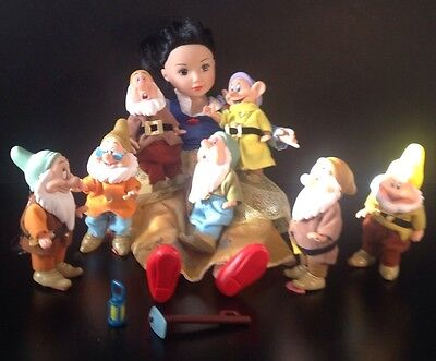 jolina ballerina zapf snow white and the seven dwarfs