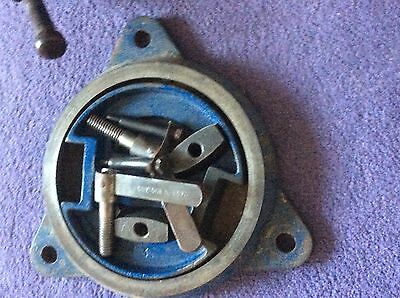 Record No3 Engineers Vice With Swivel Base very clean condition