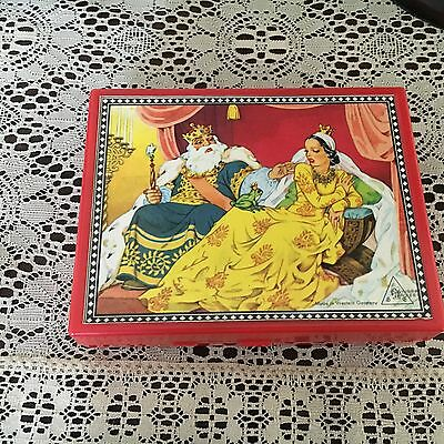 West German Neusters  wood block Fairy Tales picture puzzle