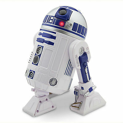 Star Wars Large R2D2 Talking Droid Toy Force Awakens Disney New