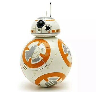 Star Wars BB-8 Robot Toy Droid Unopened The Force Awakens Disney New Sale