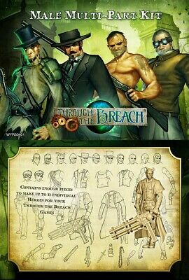 Through The Breach Male Multi-Part Kit
