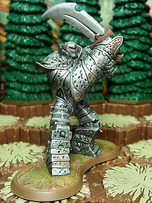 Iron Golem Heroscape Warriors of Eberron wave 12/D2