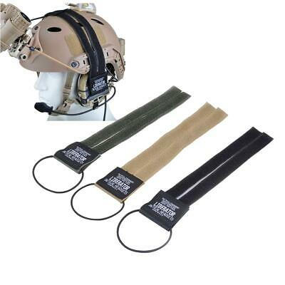 Z-Tactical Helmet Headset Conversion Kit Z004 Comtac Liberator Airsoft Radio