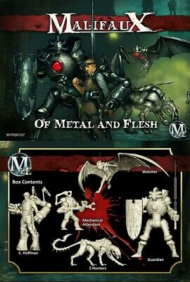 Of Metal and Flesh - C.Hoffman Box Set