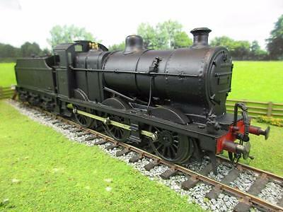 7mm FINESCALE O GAUGE KIT BUILT 4F CLASS 0-6-0 LOCOMOTIVE
