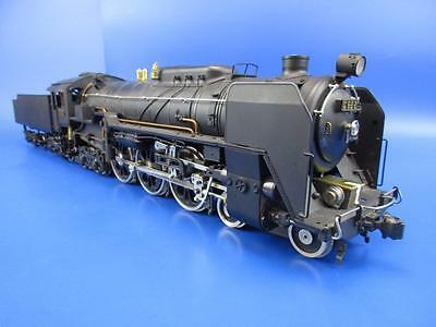 Aster Gauge 1 Live Steam Jnr 4-6-4 Coal Fired Locomotive 'c622'