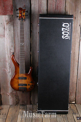 Sozo Z Series Provide ZP5B 5 String Electric Bass Guitar with Hardshell Case