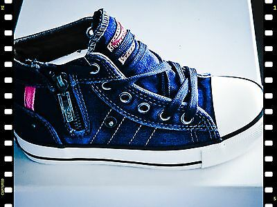 Denim Casual Shoes for Boys and Girls (USA SELLER)