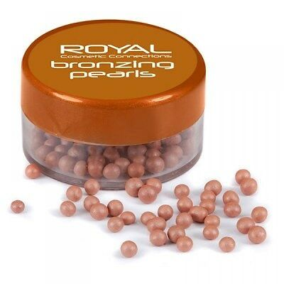 Royal Cosmetics Bronzing Pearls for lovely bronzed look World Wide Free Post