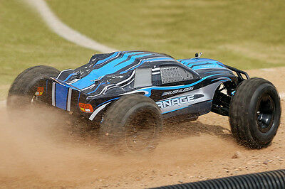 FTX Carnage Brushless 1/10 4WD Truggy FTX5543 Ready to Run 2.4GHz Radio Control