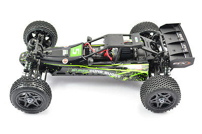 RC Buggy FTX SURGE BUGGY 1/12 Scale RTR 4WD BRUSHED 2.4Ghz RC FTX5512G [GREEN]