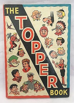 Topper Annual 1960 - Excellent Condition