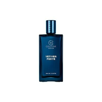 COLLISTAR vetiver forte - eau de toilette uomo 100 ml