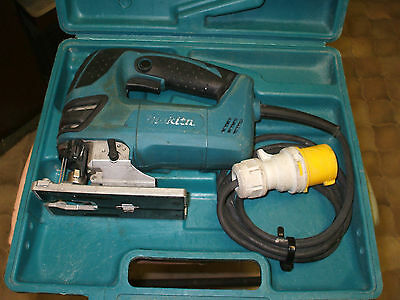 Makita 4340 FCT  Jig Saw 110v Variable Speed in Case