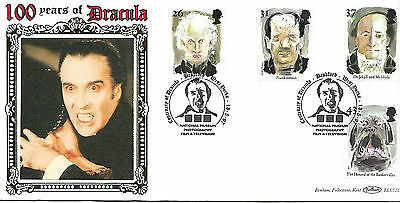 Tales of Horror 1997 100 Years of Dracula Bradford West Yorks Benham Official.