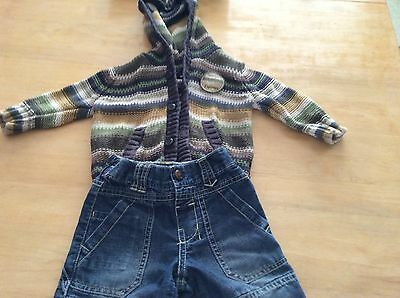 Baby boy outfit from Next  6-9 months