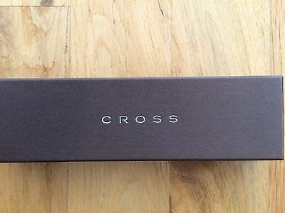 NEW/BOXED Cross  ball point pen blue