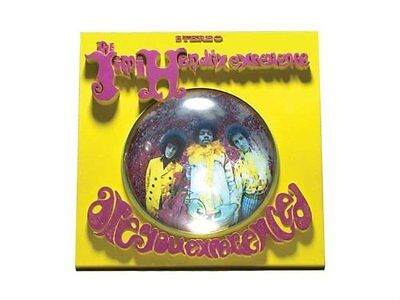 JIMI HENDRIX 3D ALBUM COVER Are You Experienced? Novelty